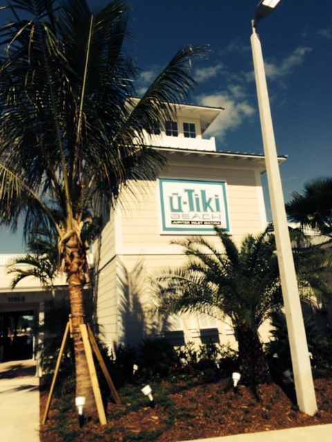 U-Tiki: New Jupiter Waterfront Restaurant NOW OPEN ...